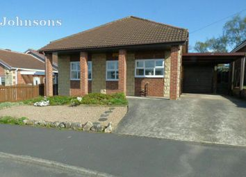 Thumbnail 3 bed detached bungalow for sale in Birch Tree Close, Barnby Dun, Doncaster.