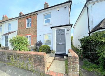 Thumbnail 2 bed end terrace house for sale in St Marys Road, Burgess Hill, West Sussex