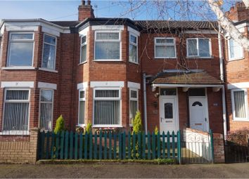 Thumbnail 3 bedroom terraced house for sale in Brindley Street, Hull
