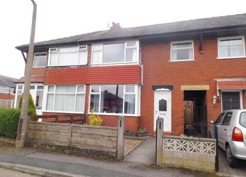 Thumbnail 3 bed terraced house for sale in Amersham Close, Urmston, Manchester, Greater Manchester