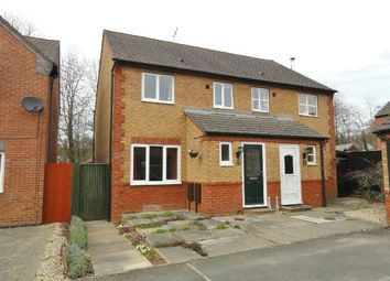 Thumbnail 3 bed semi-detached house to rent in Sunshine Close, Ledbury, Herefordshire