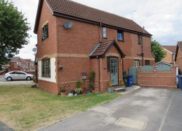 Thumbnail 3 bed semi-detached house for sale in Clearwell Croft, Cusworth, Doncaster
