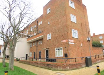 Thumbnail 2 bed flat for sale in Frensham Drive, London