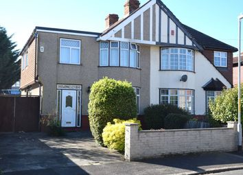 Thumbnail 4 bed semi-detached house for sale in Orchard Avenue, Dartford