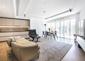 Thumbnail 2 bed flat for sale in Bessborough House, Battersea Power Station, London