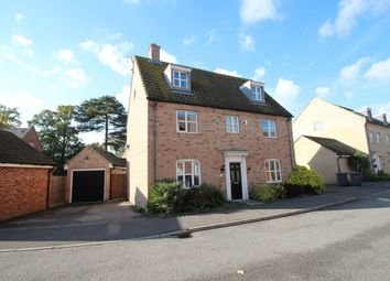 Thumbnail 5 bed detached house for sale in Roberts Close, Kesgrave, Ipswich