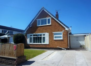 Thumbnail 2 bed detached bungalow for sale in Lichfield Drive, Prestatyn