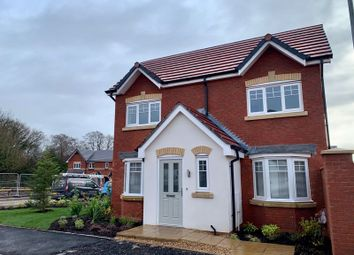 Thumbnail 3 bed mews house to rent in Crawford Drive, Eaton, Congleton
