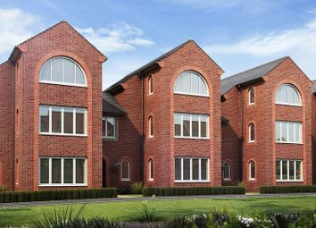 Thumbnail 3 bed town house for sale in The Townelely At Monks Cross, Clitheroe
