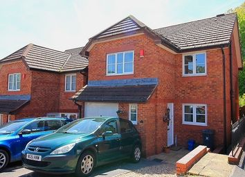 Thumbnail 4 bed detached house for sale in Port Mer Close, Exmouth