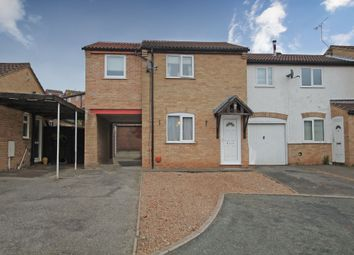 Thumbnail 3 bed semi-detached house for sale in Sefton Close, Burton-On-Trent