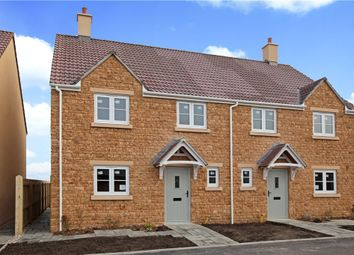 Thumbnail 3 bed semi-detached house for sale in Court View, Chapel Road, South Cadbury