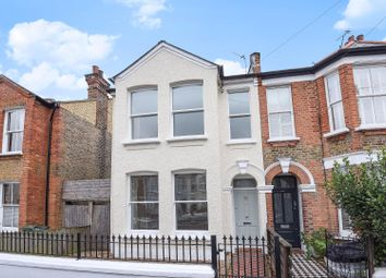 Thumbnail 4 bed terraced house to rent in Scholars Road, London