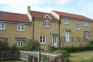 Thumbnail 2 bed terraced house to rent in Newington Close, Frome