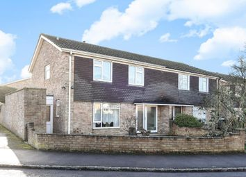 Thumbnail 4 bedroom semi-detached house for sale in Chandler Close, Bampton