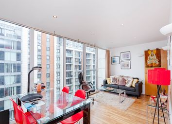 Thumbnail 1 bedroom flat to rent in Adriatic Apartments, 20 Western Gateway, London