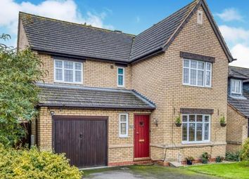 Thumbnail 4 bed detached house for sale in Stephenson Way, Honeybourne, Evesham, Worcestershire