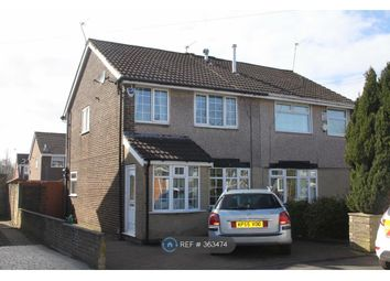 Thumbnail 2 bed semi-detached house to rent in Cadwell Road, Lydiate