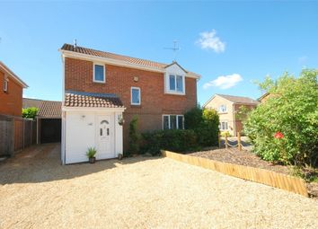 Thumbnail 3 bed detached house for sale in Yeoman Meadow, East Hunsbury, Northampton