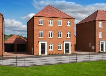 """Thumbnail 3 bedroom semi-detached house for sale in """"Cannington"""" at South Road, Durham"""