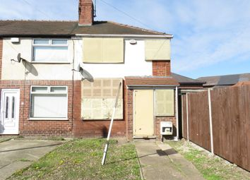 Thumbnail 2 bedroom terraced house for sale in Hamlyn Drive, Hull