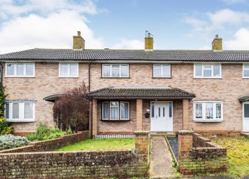 Thumbnail 3 bed terraced house for sale in Peveral Walk, Basingstoke