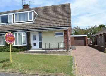 Thumbnail 3 bed semi-detached house for sale in Ledaig Way, Parklands, Northampton