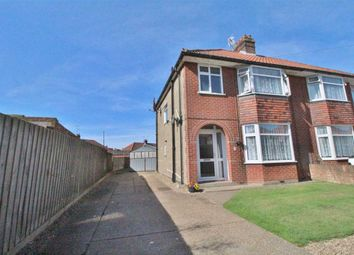 Thumbnail 3 bed semi-detached house for sale in Theberton Road, Ipswich