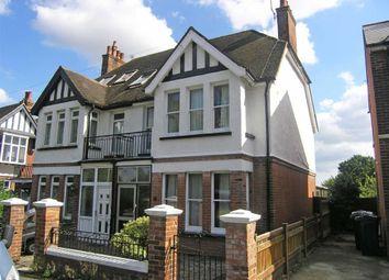 Thumbnail 4 bed semi-detached house for sale in Jemmett Road, Ashford, Kent