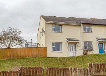 Thumbnail 3 bed end terrace house for sale in Cherry Gardens, Crediton