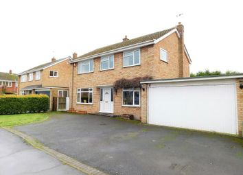 Thumbnail 4 bed detached house for sale in Deer Park, Gnosall, Stafford