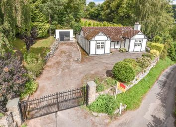 Thumbnail 3 bed detached bungalow for sale in Darren Road, Bwlch, Powys LD3,