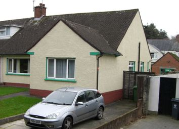 Thumbnail 3 bedroom bungalow for sale in King George V Drive East, Cardiff