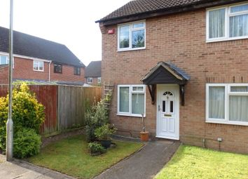 Thumbnail 1 bed end terrace house to rent in Scrivens Mead, Thatcham
