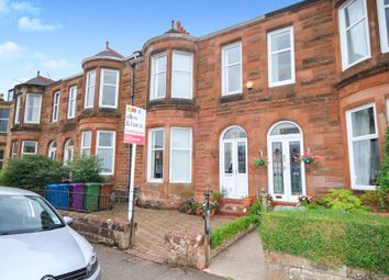 Thumbnail 4 bed terraced house for sale in Berridale Avenue, Glasgow