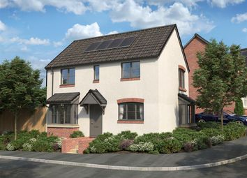 Thumbnail 3 bed detached house for sale in The Alfriston, Plot 1, Elm Walk, Portishead