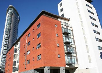 Thumbnail 2 bed flat for sale in Meridian Wharf, Maritime Quarter, Trawler Road, Swansea
