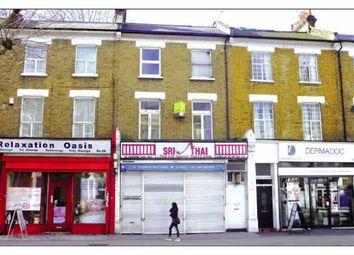 Thumbnail 4 bedroom flat to rent in Shepherds Bush Road, London