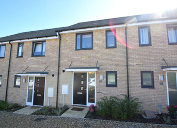 Thumbnail 2 bed terraced house to rent in Horace Eves Close, Withersfield Road, Haverhill