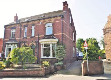 Thumbnail 4 bed semi-detached house for sale in Conisborough, Doncaster