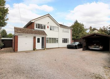 Thumbnail 5 bed detached house for sale in Lingfield Road, East Grinstead
