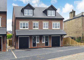 Thumbnail 4 bed semi-detached house to rent in Grimshaw Lane, Bollington, Macclesfield, Cheshire