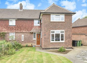 Thumbnail 3 bed semi-detached house for sale in Berry Meade, Ashtead
