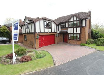 Thumbnail 5 bed detached house for sale in Norfield View, Telford