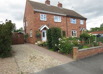 Thumbnail 3 bed semi-detached house for sale in Playgarth Estate, Dorrington, Lincoln