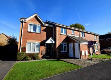 Thumbnail 1 bed flat for sale in Lindsey Close, Portishead, Bristol