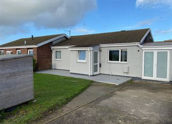 Thumbnail 2 bed semi-detached bungalow for sale in Fleming Way, Neyland, Milford Haven