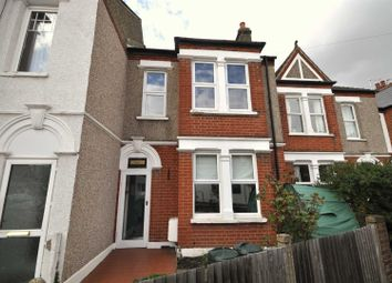 Thumbnail 3 bed terraced house for sale in Clarendon Road, Colliers Wood, London