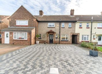 Thumbnail 3 bed terraced house for sale in Packham Road, Northfleet, Gravesend, Kent
