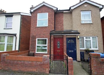 Thumbnail 3 bed semi-detached house for sale in Bramford Lane, Ipswich